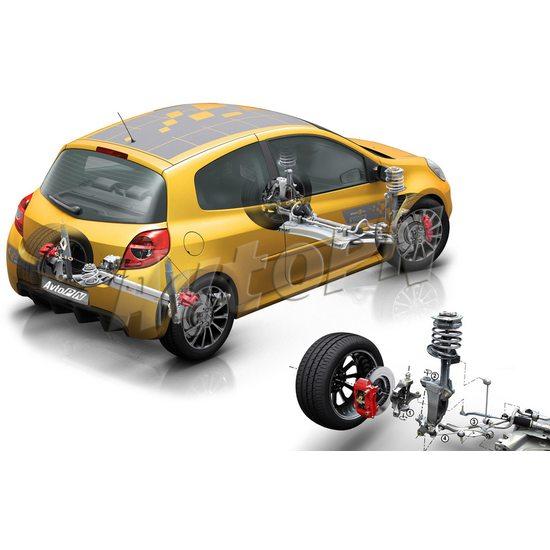 Какие сайлентблоки лучше для автомобиля?