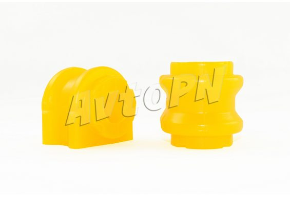 Втулка стабилизатора переднего (7701069131) фото 1