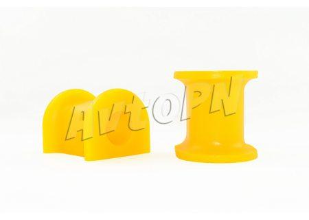 Втулка стабилизатора переднего, прямая (7H0 411 313)