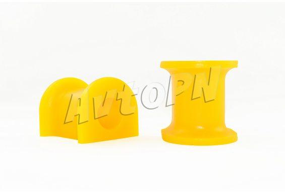 Втулка стабилизатора переднего, прямая (7H0 411 313) фото 1