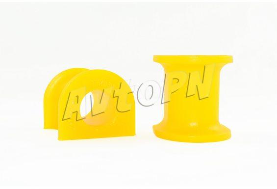 Втулка стабилизатора переднего, прямая (7H5 411 313 B) фото 1