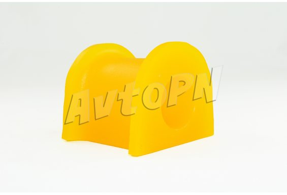 Втулка стабилизатора переднего (96444469) фото 1
