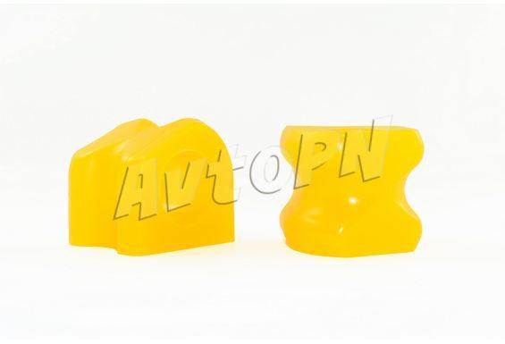 Втулка стабилизатора переднего, внешняя, пневмоподвеска (48849-60040) фото 1