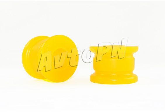 Втулка стабилизатора переднего, внутренняя (A 124 323 54 85) фото 1