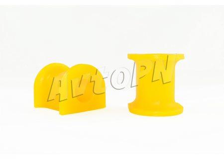 Втулка стабилизатора переднего, прямая (7H5 411 313A)