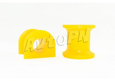 Втулка стабилизатора заднего, прямая (7H5 511 413B)