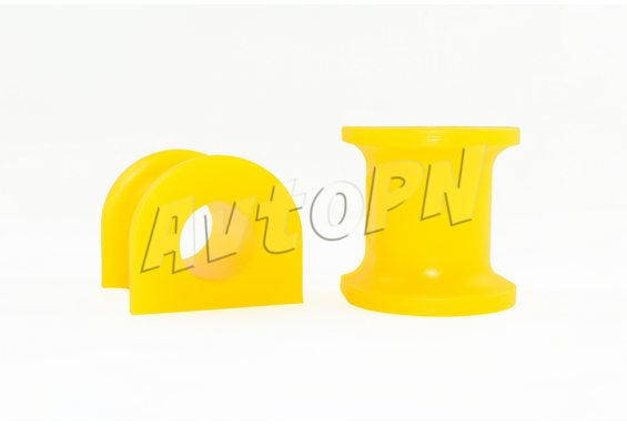 Втулка стабилизатора заднего, прямая (7H5 511 413B) фото 1