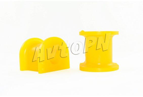 Втулка стабилизатора переднего (96839851) фото 1