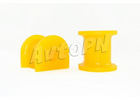 Втулка стабилизатора переднего (96434541)