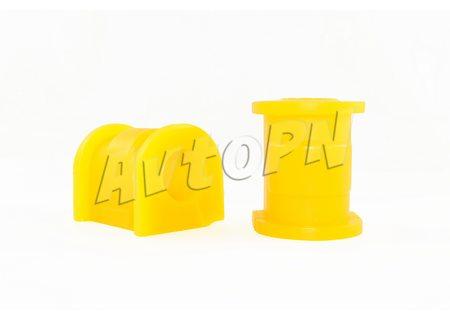 Втулка стабилизатора переднего (96322618)