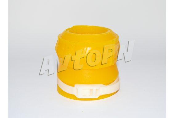 Втулка стабилизатора переднего, желтая метка (7L0 411 313 J) фото 1