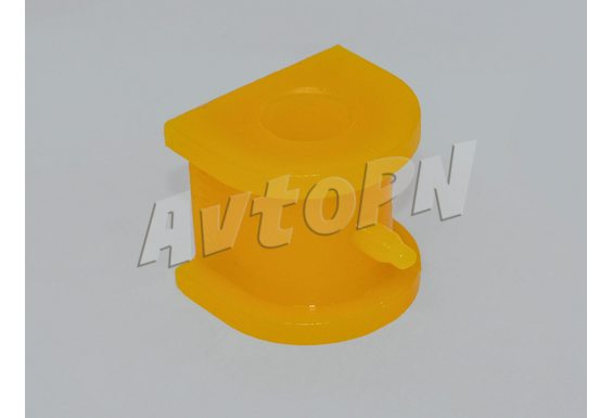 Втулка стабилизатора переднего (30884518) фото 1