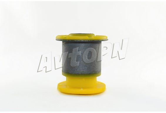Сайлентблок переднего верхнего рычага и сайлентблок нижний задней цапфы (7L0 407 183 A) фото 1