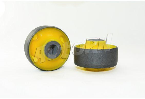Сайлентблок задний, переднего, нижнего рычага (1J0407181) фото 1