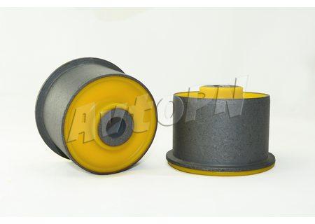 Сайлентблок задний, переднего нижнего рычага (7L0 407 182 G)