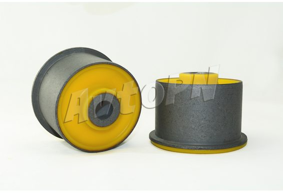 Сайлентблок задний, переднего нижнего рычага (7L0 407 182 G) фото 1