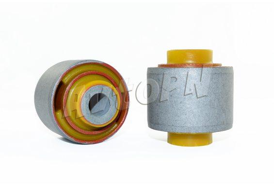Сайлентблок переднего нижнего рычага (8K0 407 182 B) фото 1