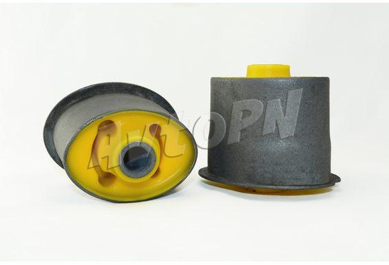 Сайлентблок переднего нижнего рычага / заднего нижнего рычага овальный (52088217AB) фото 1