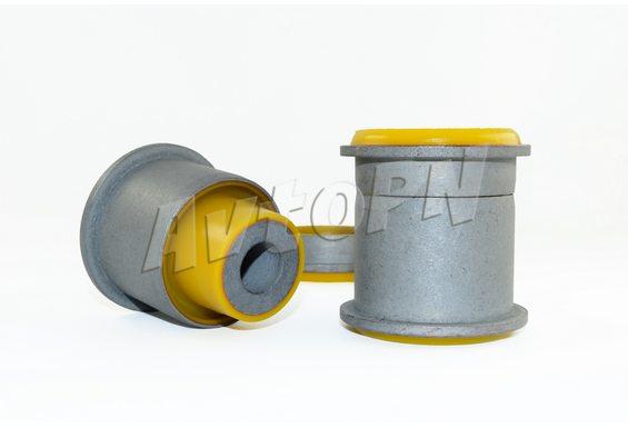 Сайлентблок нижний, задней цапфы, передний и задний (52210-SWA-A00) фото 1