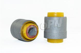 Сайлентблок заднего подпружинного рычага (52360-SX0-A02)