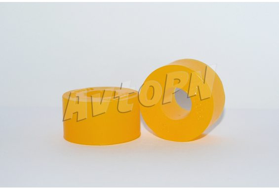 Втулка амортизатора задняя, верхняя (90948-01064) фото 1