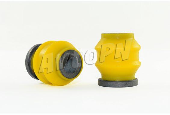 Втулка стойки стабилизатора переднего, малая (8D0 411 317 D) фото 1